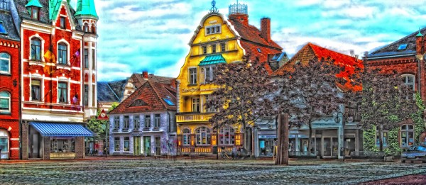 Rathausmarkt (foto: fognin